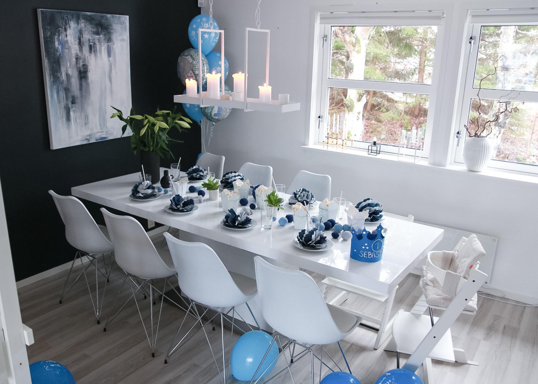 ag til Sebastian - borddekking barnebursdag - HVITELINJER BLOGG -