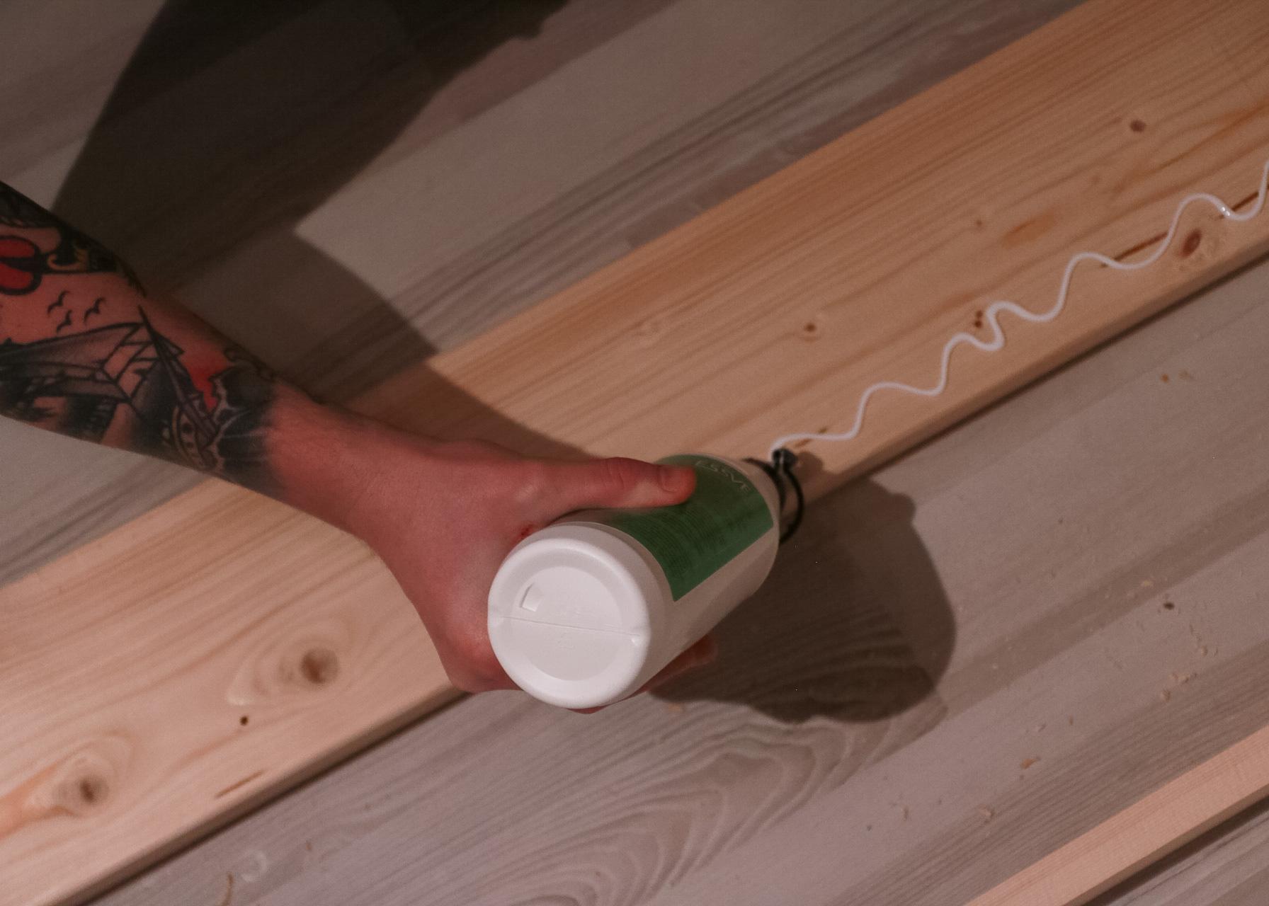 DIY - Hvordan lage husseng - HVITELINJER BLOGG -