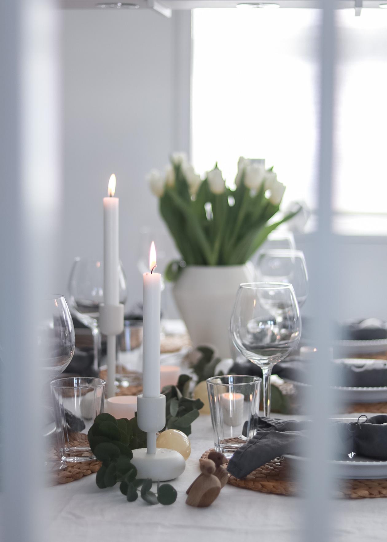 Påske - Ideer til borddekking