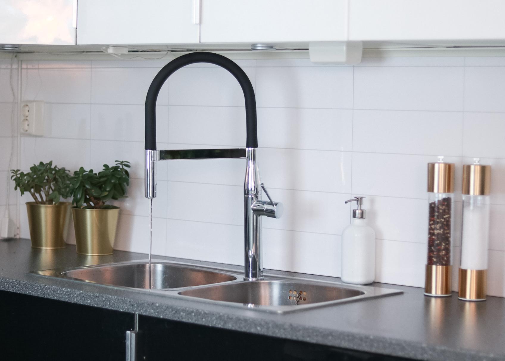 Nytt kjøkkenarmatur og du kan vinne likt! (GROHE Essence Pro.)