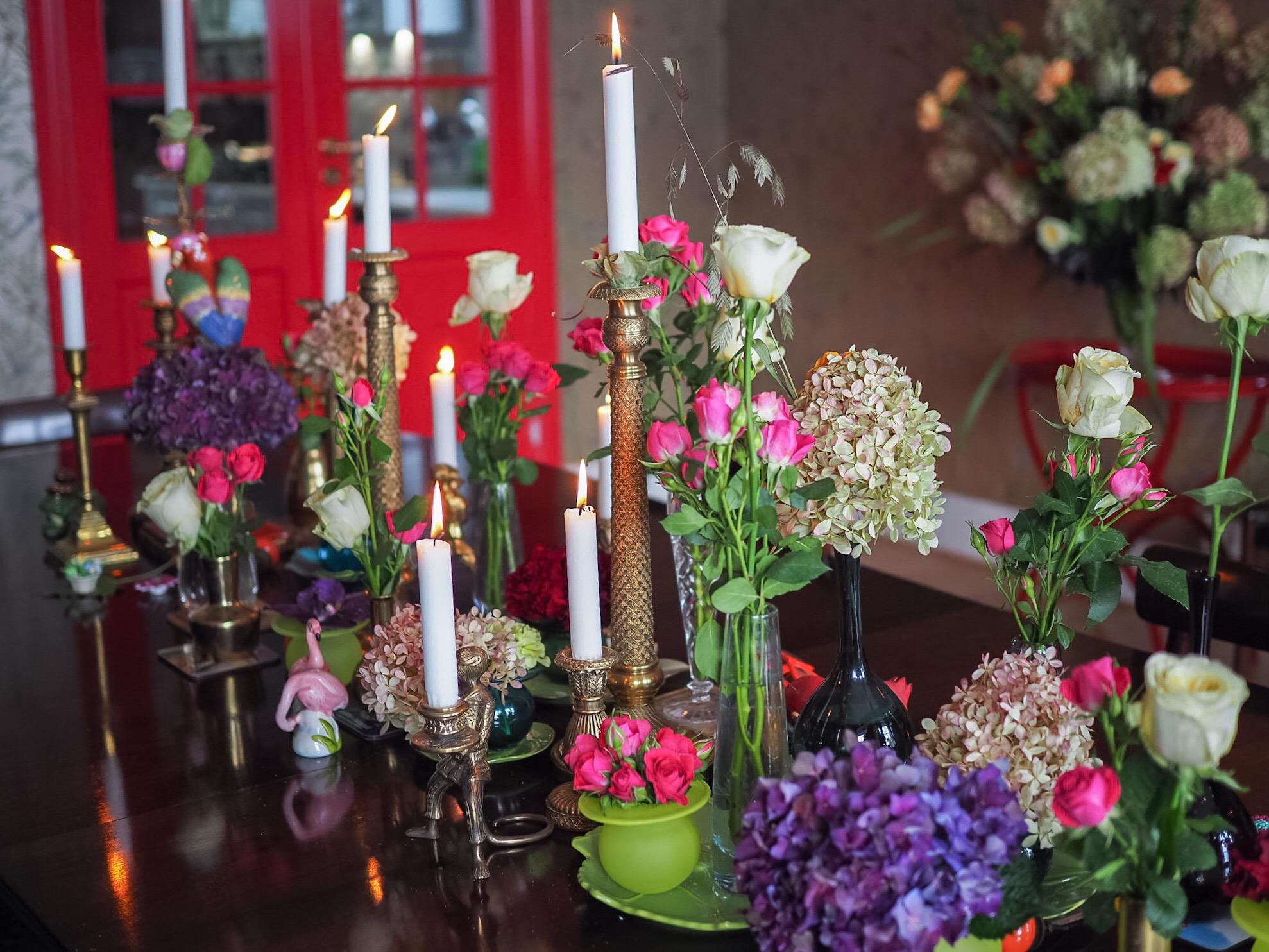 Besøk til Blomster-Finn og Årets farge 2019 – Nordsjø