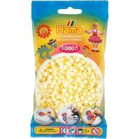Hama Midi Perler - Cream (1000 stk)