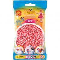 Hama Midi Perler - Pink (1000 stk)