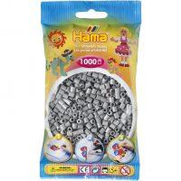 Hama Midi Perler - Grey (1000 stk)