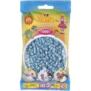 Hama Midi Perler - Turquoise (1000 stk)