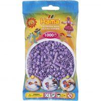 Hama Midi Perler - Pastel Purple (1000 stk)
