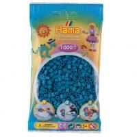 Hama Midi Perler - Petrol Blue (1000 stk)